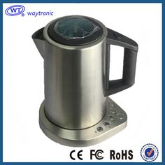 Find More Electric Kettles Information about WiFi electric smart kettle with temperature control iKettle Wi Fi Electric Kettle Stainless Steel by iKettle,High Quality smart socket plug in power monitor,China smart ic card reader Suppliers, Cheap smart swim from Shenzhen Waytronic Electronics Co., Ltd. on Aliexpress.com