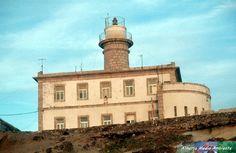 Faro Isla de Alborán
