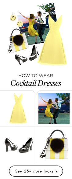 """""""LalaLand"""" by dixie-jordan on Polyvore featuring Les Petits Joueurs and Forever 21"""