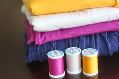 A no sew DIY scarf and related giveaway! Stop over to check it out and enter.