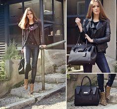 Concept15  Bag, Style Moi Jacket, Sheinside Top