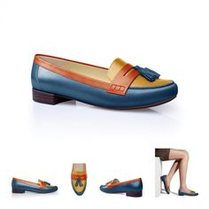 Customized Loafers #MOODbyme