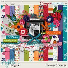 Flower Shower by Angelle Designs