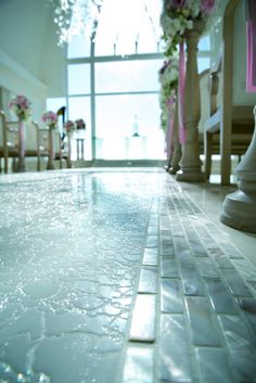 OKINAWA WEDDING Aquagrace Chapel #WATABE WEDDING