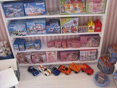 miniatyrmama: Renovate my Toy shop!
