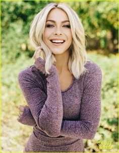 Julianne Hough To Launch New Athleisure Collection with MPG Sport: Photo #3534118. Julianne Hough gives fans a little peak at her new collection with MPG Sport. The 27-year-old Grease Live actress announced her exciting partnership with the…