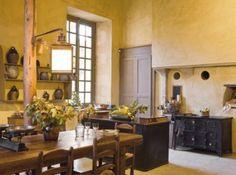 La cuisine de la maison de George Sand
