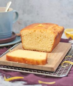 If you are looking for both a Lemon Dessert Idea and and Easy Cake Recipe, you need to try this Lemon Drizzle Cake! The super easy Lemon Cake Recipe is drizzled  with a low-sugar lemon icing. It is the perfect lemon cake recipe to enjoy with your morning tea and afternoon tea or breakfast on the go. Lemon Loaf Cakes are also always a great way to finish a meal with a tangy desert! #lemondrizzlecake #lemoncake #lemonloaf #lemonicing #lemondessert #lemonloafcake #lowsugaricing Lemon Desserts, Lemon Recipes, Easy Cake Recipes, Healthy Dessert Recipes, Sweet Recipes, Snack Recipes, Tea Recipes, Healthy Lemon Cake Recipe, Snacks