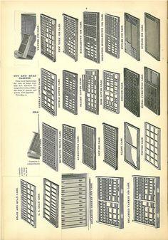 Distintos tipos de cajas. Españolas como la de Morato no hay.