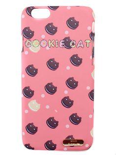 Cookie Cat Printed Phone Case
