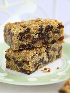 Her Royal Highness, The Duchess of Cornwall's Sultana Flapjack Bars