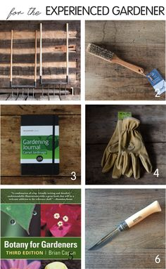 f you have an experienced gardener in you life, there's a good chance they already have the tools and materials they need to get the job done. So why not surprise them this year with a quality gift that they may not necessarily need, but sure would love to have!