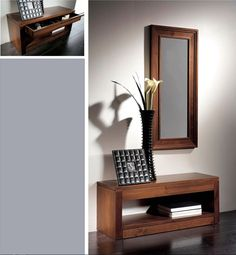 Mueble entrada on pinterest console tables mesas and - Muebles para hall ...