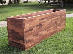http://fashionpin1.blogspot.com - Planter Box