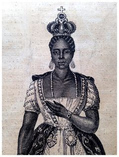 Faustin Soulouque, Emperor of Haiti Adélina Lévêque, Empress of Haiti Haiti Haiti History, Women In History, Black History Facts, Black History Month, Strange History, Black Royalty, African Royalty, By Any Means Necessary, Vintage Black Glamour