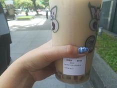 Can't get enough of large size milk tea? How about a jumbo instead? Milk Tea, Pretzels, Teas, Snacks, Canning, Crackers, Cup Of Tea, Tea, Treats