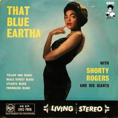 Eartha Kitt.. That Blue Eartha