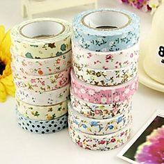 Schattig+-+Textiel+-+Stickers+&+Tapes+–+EUR+€+2.64