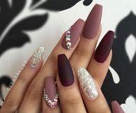 Beautiful Luxurious Nail Art