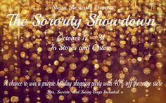 Shortcake Style : Sorority Showdown