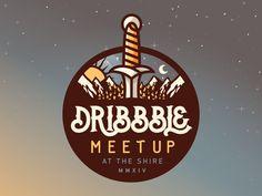 Palantir Dribbble Meetup by Nick Slater