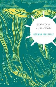 Recommended by Linda.  It's THE great American novel and brilliant.  A great white whale, a maniacally obsessed ship captain,  and how could you not love Queequeg? Seconded by Al! People always forget how funny Melville is, but you'll find some great nuggets of humor in here, too.
