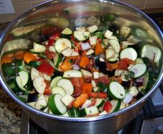zucchini, sliced  3 tbsp basil (or extra if using fresh)  1 and 1/4 tsp salt