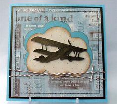 Project Center - Bi-Plane Birthday and Bygone Memories
