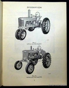 Find a farmall manual or browse ihc international technical ih 1954 international harvester mccormick farmall super h hv tractors manual fandeluxe Image collections