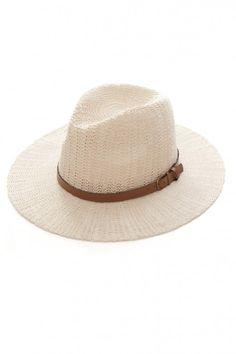 Plus Size Riviera Panama Hat | Fashion To Figure