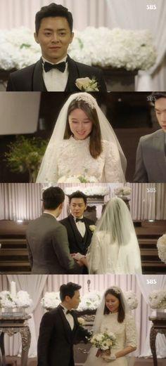 "[Spoiler] ""Incarnation of Jealousy"" Jo Jeong-seok and Kong Hyo-jin get married"