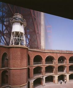 Fort Point Light	south anchorage of the Golden Gate Bridge		San Francisco	US	37.811000, -122.477000