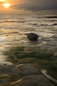 Glamorgan Heritage coast, Wales Copyright: David Moreau