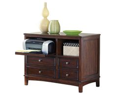 H56545 In By Ashley Furniture In Salt Lake City, UT   Home Office Desk |  Newton Farms | Pinterest | Salt Lake City Ut, Office Desks And Salt Lake  City