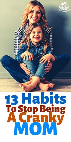 How can you stop being a cranky mom when angry mom seems to take over? Here are 13 simple habits to help you become a calmer and peaceful mom. #parentingtips #advice #mom #life #howto #becomea #calmmom #peacefulmom #parentingadvice #peacefulparenting #gentleparenting #positiveparenting #positiveparentingtips #calmparenting Peaceful Parenting, Gentle Parenting, Parenting Books, Parenting Advice, The Joys Of Motherhood, Funny Baby Memes, Kids Class, Kids Behavior, Mom Advice