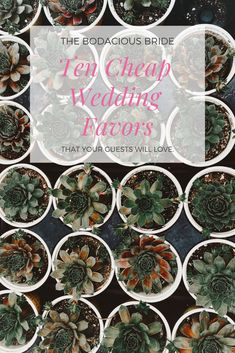 Ten Cheap Wedding Favors That Your Guests Will Love // The Bodacious Bride — – Wedding Gifts Modern Wedding Favors, Cheap Wedding Gifts, Coffee Wedding Favors, Indian Wedding Favors, Wedding Tokens, Homemade Wedding Favors, Creative Wedding Favors, Wedding Gift Boxes, Wedding Gifts For Guests