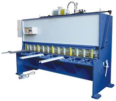 Round #shearing #machines are utilized to cut roundabout spaces and rings from metal and are worked by an electric engine. The best sorts of metal for shearing are bronze, aluminum, metal and gentle steel. Metal shearing is practical and simple and henceforth favored in enterprises and even homes. Visit:- http://www.machinedock.net/lathe-machines