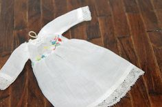 Doll house nightgown  http://stores.ebay.com/happyharvesterminiatures