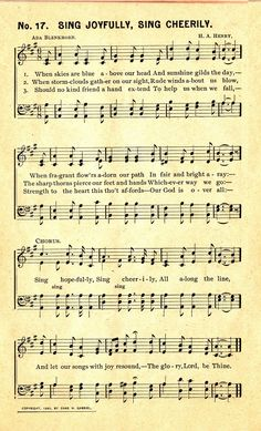 vintage sheet music to print: so you don't have to use the original