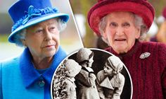 """THE QUEEN is mourning the death of her """"best friend"""" and beloved cousin, the Honourable Margaret Rhodes."""