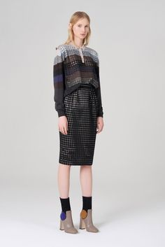 Marco de Vincenzo Pre-Fall 2015 - Collection - Gallery - Style.com