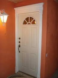 Las 17 mejores im genes de marcos de puertas windows decorating ideas y diy ideas for home - Molduras para puertas ...