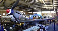Spitfire and Hurricane Museum with World War Two artefacts on a Battle Of Britain airfield in East Kent Hawker Hurricane, The Spitfires, Supermarine Spitfire, Memorial Museum, Free Cars, Battle Of Britain, Ford Motor Company, Get Directions, World War Two
