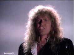 Whitesnake - Is This Love hermosa canción y clásico de clásicos