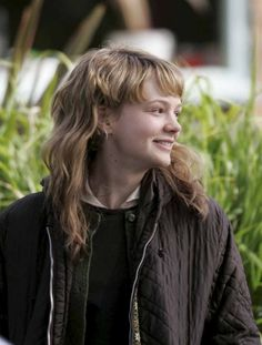 Carey Mulligan portrays the role of ''Kathy'' in the film ''Never let me go'' ''Μη μ' αφήσεις ποτέ'' a British dystopian romantic drama. 2010.