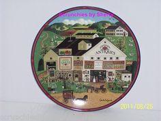 Peppercricket Farms Collector Plate Bradford