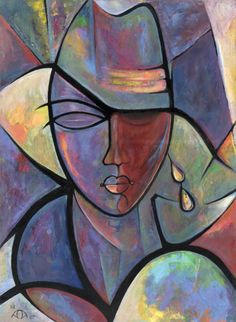 Anthony Armstrong, Grand Diva #abstractart #africanart #modernart #finearts #arts