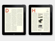 Quality Digital Magazine on Behance