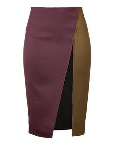 6afe0700af Roland Mouret Mellifera skirt Plus Size Professional