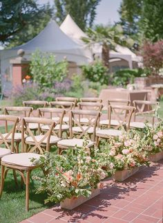 As featured on Martha Stewart Weddings, romantic aisle arrangements at a Lairmont Manor wedding with floral design in warm pink, coral, and blush. Martha Stewart Weddings, Indian Wedding Receptions, Wedding Mandap, Garden Wedding, Summer Wedding, October Wedding, Wedding Stage Decorations, Table Decorations, Funny Wedding Invitations